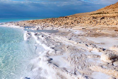 The Dead Sea's Treasure for your Skin